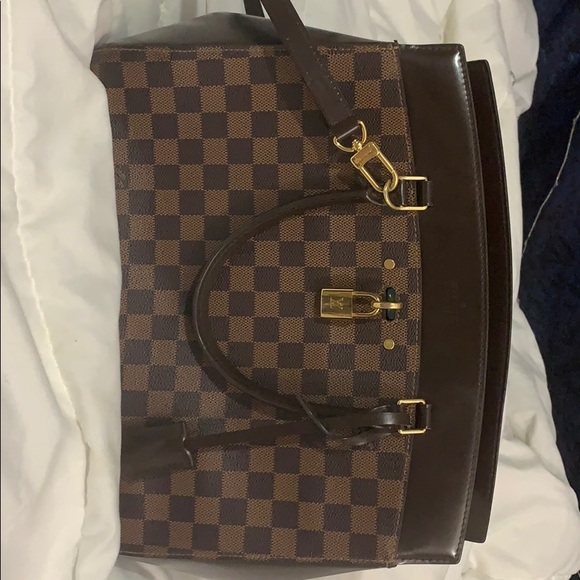 Louis Vuitton Handbags - Louis Vuitton Damier Ebene Rivoli MM